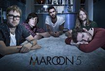 Maroon 5 / THEY STARTED MY BAND OBSESSION