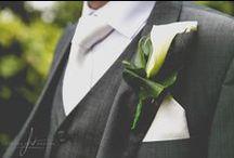 Suit Up - Groom's Wear / Wedding Attire, Groom's Wear, Suit Inspiration, Wedding Photography by Steven Neeson