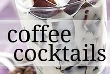 Coffee Cocktails / Take your post-dinner coffee game up a notch with these coffee concoctions.