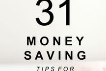 Money Saving Tips / Tips and Tricks to help save money