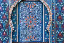 Maroccan arcitecture