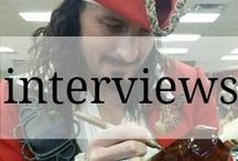 Interviews / Find out what happens behind the scenes with interviews from winemakers, spirit distillers, brewers and cigar estate owners.
