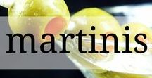 Martinis / Shaken or stirred, vodka or gin, classic or trendy, consider this your martini headquarters.