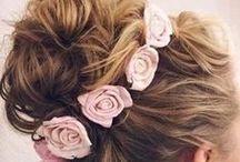 hairstyles / allerlei leuke dingen voor in je haar!