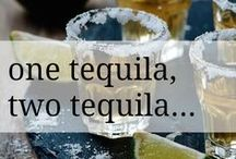 One Tequila, Two Tequila...