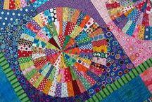 Лоскутные Одеяла и шитье