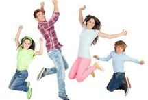 """Family Activities / Need some """"to do"""" ideas? Here are some fun family activities that will keep you busy!"""