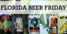 Florida Beer / At ABC we believe local brews should be celebrated and celebrated often. We'll explore a different Florida beer and place our reviews here.