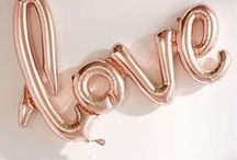 Radley Loves Rose Gold / Rose gold is our new metallic muse, from the subtle to the statement we can't get enough!