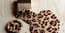 Leopard Print / Of all the animal print accessories prowling the SS17 catwalks, leopard print is a firm fashion favourite and one of the most wearable.