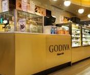 Godiva, New York (USA) / GODIVA Chocolatarie, New York - USA