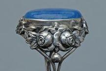 13 -  Arts & Crafts Jewelry (1894–1923)