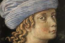 * Benozzo Gozzoli (1421 - 1497)