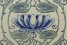 Art Nouveau & Deco  ✤ Tiles