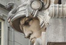 V - Art Deco  Architecture & Details