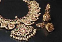 25 - Indian Jewelry - Gold & Precious Stones