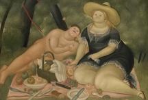 * Fernando Botero (Colombia - 1932)