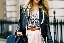 Fab outfit, girl!