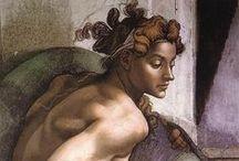 *  Michelangelo Buonarroti  (1475 - 1564)