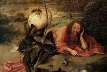 * Hieronymus  Bosch (1450 - 1516)