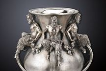 ♔ - Antique Silver & Silver Gilt  / by Solange Spilimbergo Volpe
