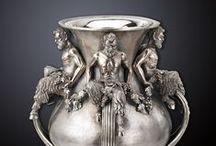 ♔ - Antique Silver & Silver Gilt