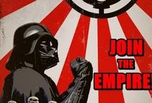 Star Wars Propaganda / by Stefan Baumert