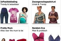 Webshops - Zwangerschap / Hier vind je de leukste webshops van Mama en Zo Shoppen gericht op positiemode, luiertassen, verzorgingsproducten en nog veel meer!