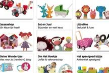 Webshops - Spelen / Hier vind je de leukste webshops van Mama en Zo Shoppen gericht op speelgoed, kinderfeestjes, boeken en nog veel meer!