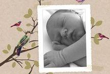 De G staat voor Geboortekaartjes  / Een verzameling van de mooiste, stoerste en meest originele geboortekaartjes.