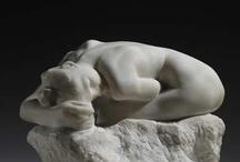 Auguste Rodin & Camille Claudel - Sculptures