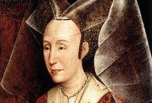 * Rogier Van Der Weyden (1400 - 1464)