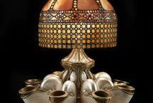 LOUIS COMFORT TIFFANY - Art Glass