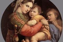* Raphael - Raffaello Sanzio (1483 - 1520)