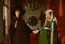 * Jan  Van Eyck (1395 -1441)