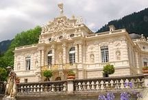 Schloss Linderhof / Was here in 1980, small distance from my moms family home.