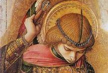 * Carlo Crivelli (1435 – 1495)