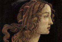 * Sandro Botticelli   (1445 - 1510)