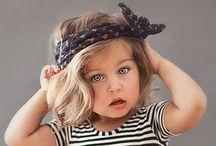 Kid fashion  / by Elena LeBlanc