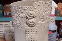 Create pottery/crear ceramica / by Majoyoal