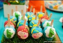* George Pig Party * / by Sam Mills