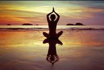 Yoga=felicidad / Practica yoga todos los días y llénate de energía.