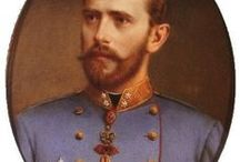 Rudolf Crown Prince Of Austria / Son of Sissi and Franz Joseph I Also Hungary and Bohemia
