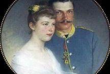 Marie Valerie of Austria / Archduchess, daughter of sissi