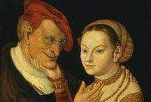 * Lucas Cranach (1472 - 1553)