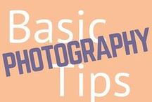 Photography basic tips / Basic photography tips, tricks and guides for you to try yourself.