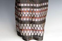 TEXTILE tissage utilitaire/décoratif