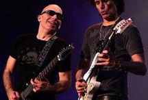 Joe Satriani & Steve Vai