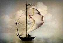 \ MagiCAL aRT / / by Edie Saravia