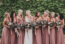 Bridesmaids / Bridesmaid ideas